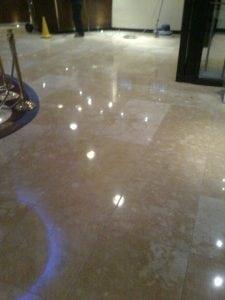Marble Floor Polishing from NuLifeFloorcare.co.uk