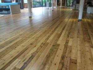School Hall Floor Sanding Manchester