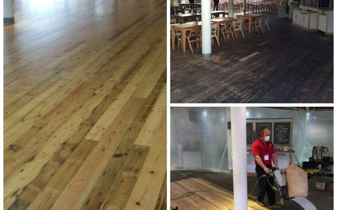Manchester Floor Sanding Experts
