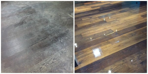 Commercial Floor Sanding Services