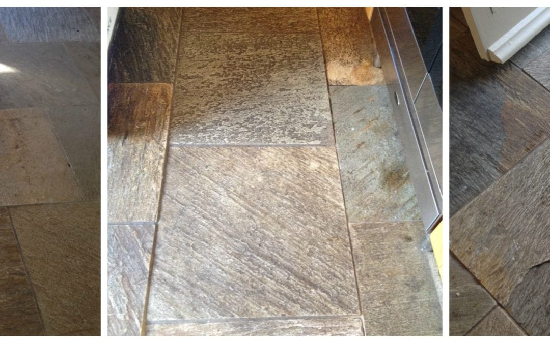 Slate Floor Cleaning Wilmslow