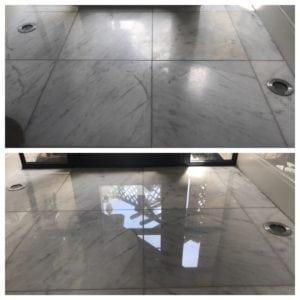 NuLife Floorcare Flooring Marble