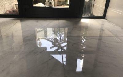 'Marbleous' Marble Flooring
